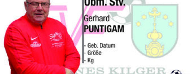 SVF trauert um Obmannstellvertreter Gerhard Puntigam!