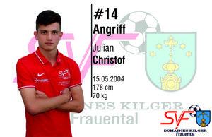 Julian Christof
