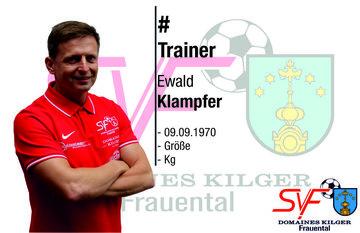 Ewald Klampfer