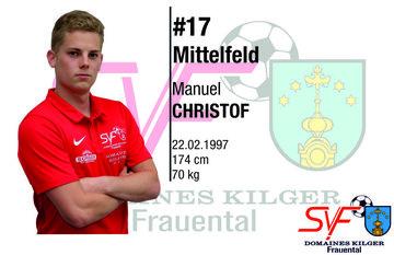 Manuel Christof